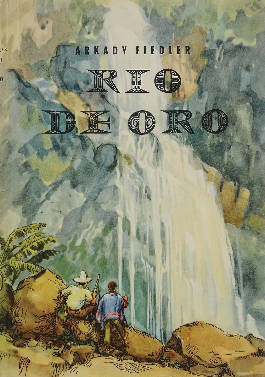 Arkady Fiedler Rio Deoro matthias fiedler