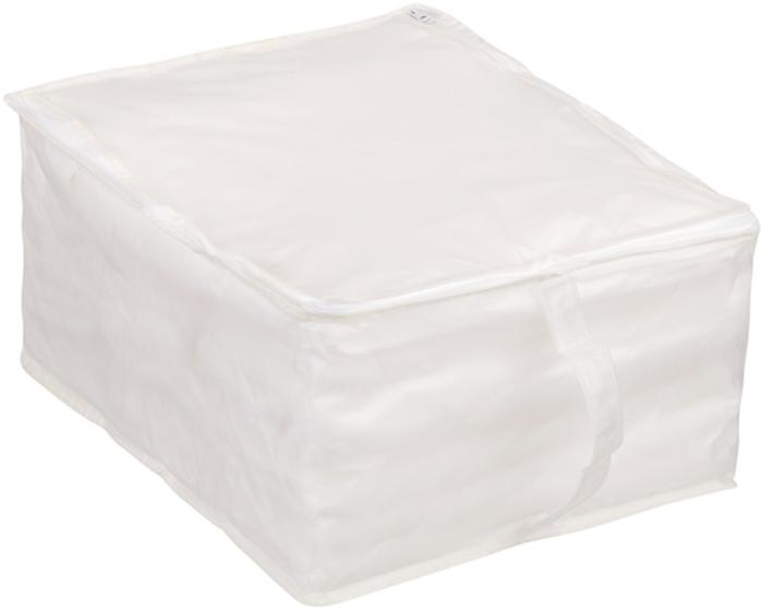 Кофр для хранения Handy Home, цвет: белый, 30 x 40 x 20 см кофр для хранения miolla 38 x 25 x 56 см
