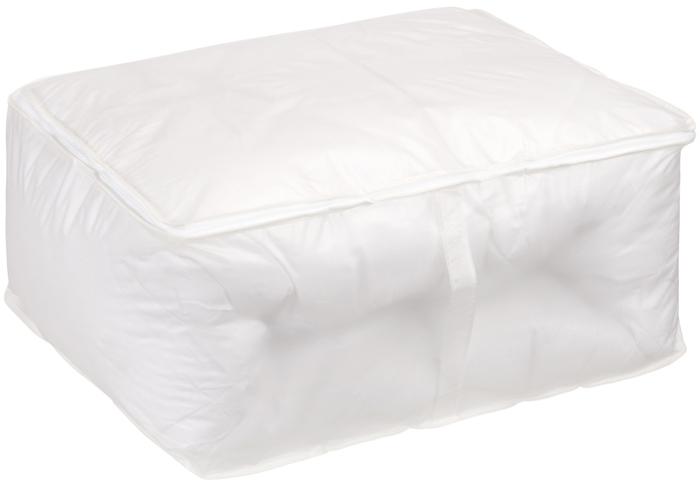 Кофр для хранения Handy Home, цвет: белый, 55 x 45 x 25 см кофр для хранения вещей gftc 940 x 585 x 140 мм fs 6371b