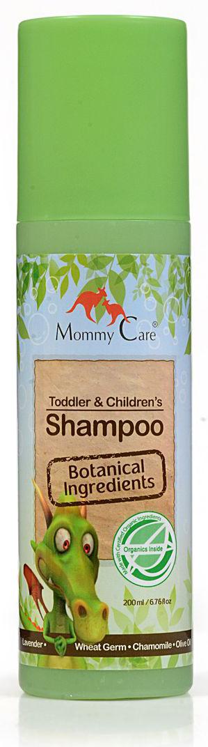 Mommy Care Натуральный шампунь 200 мл