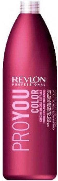 Фото - Revlon Professional Pro You Шампунь для сохранения цвета окрашенных волос Color Shampoo 1000 мл revlon маска для сохранения цвета окрашенных волос pro you color 500 мл