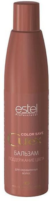 Estel Curex Color Save Бальзам для окрашенных волос 250 мл недорого