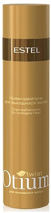 Estel Otium Twist Крем-шампунь для вьющихся волос 250 мл estel professional шампунь активатор стимулирующий рост волос otium unique 250мл