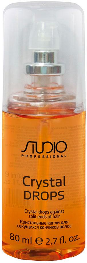 Studio Professional Кристальные капли для секущихся кончиков волос Crystal Drops80 мл