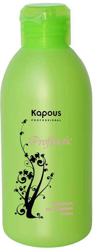 Kapous Profilactic Шампунь для жирных волос 250 мл цены онлайн