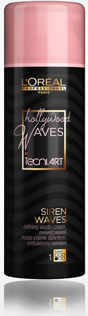 L`oreal Professionnel Tecni.art Эластичный крем для создания четко очерченных и упругих локонов Siren Waves 150 мл