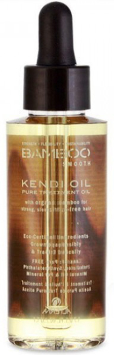 Alterna Натуральное масло для интенсивного ухода за волосами Bamboo Smooth Pure Kendi Treatment Oil - 50 мл