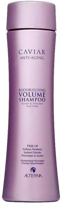 Шампунь-лифтинг для объема и уплотнения волос с кератиновым комплексом Caviar Anti-Aging Multiplying Volume Shampoo, 250 мл недорого