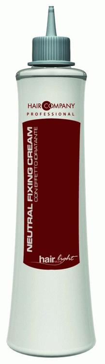Hair Company Фиксатор-нейтрализатор-крем для химического выпрямления волос Hair Light Neutral Fixing Cream 500 мл для волос hair заказать