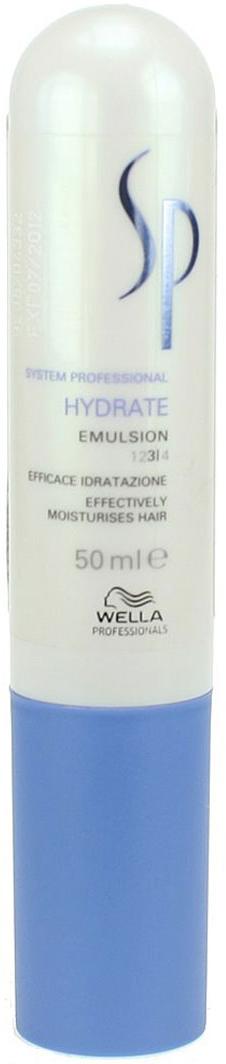 все цены на Wella SP Увлажняющая эмульсия Hydrate Emulsion, 50 мл онлайн