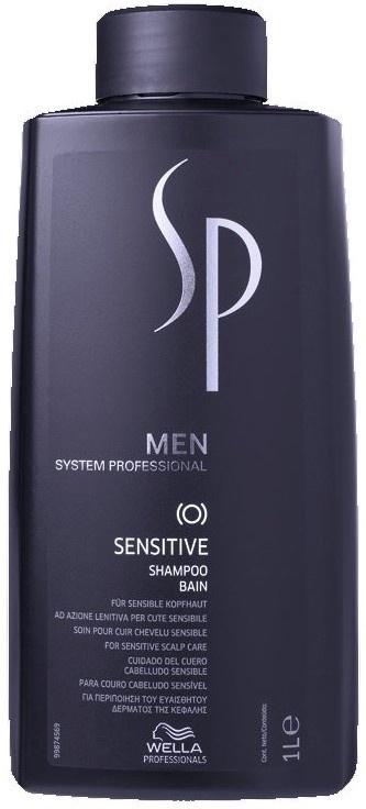 Wella SP Шампунь для чувствительной кожи головы Men Sensitive Shampoo, 1000 мл
