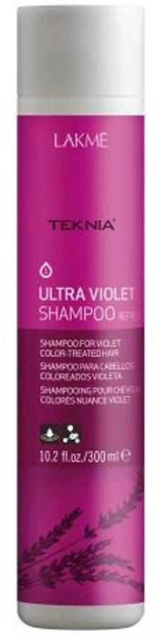 """Lakme Шампунь для поддержания оттенка окрашенных волос """"Фиолетовый"""" Shampoo, 300 мл"""