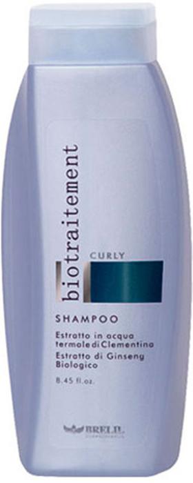 Brelil Шампунь для вьющихся волос Bio Traitement Curly Shampoo, 250 мл
