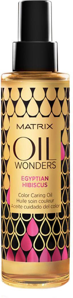 Matrix Oil Wonders Масло для окрашенных волос египетский гибискус, 150 мл