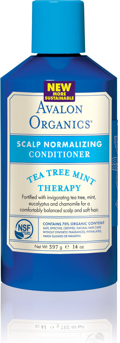 Avalon Organics Нормализующий кондиционер для волос