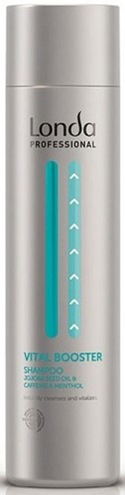 Londa Professional Vital Booster Укрепляющий шампунь, 250 мл шампунь с ментолом цена