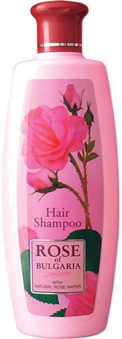 Rose of Bulgaria Шампунь для волос, 330 мл