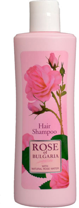 Rose of Bulgaria Шампунь для волос, 230 мл