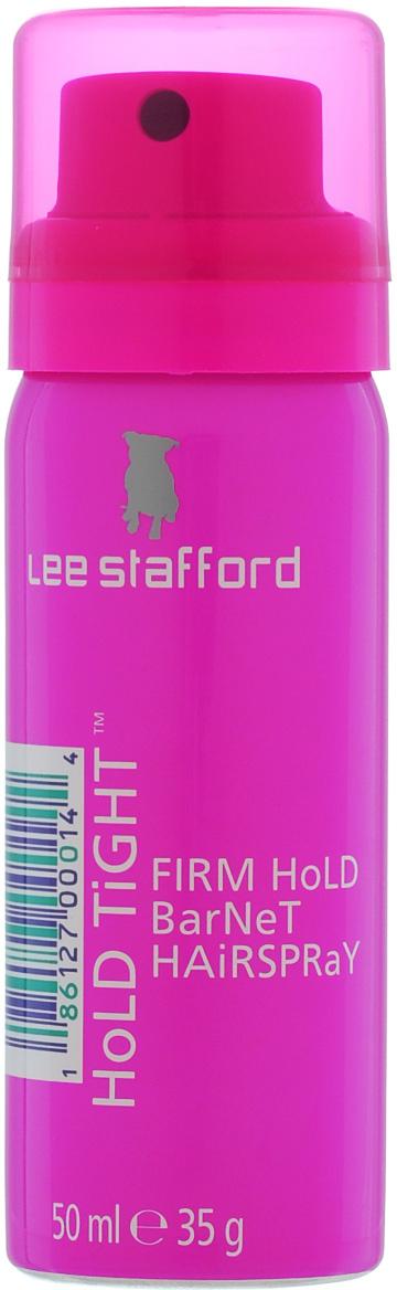 Lee Stafford Лак для волос Hold Tight Mini, 50 мл lee stafford маска для роста волос hair growth 200 мл