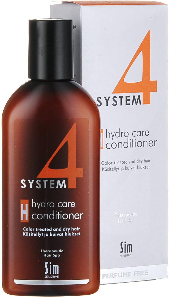 "SIM SENSITIVE Терапевтический бальзам ""H"" SYSTEM 4 Hydro Care Conditioner «Н» , 215 мл"