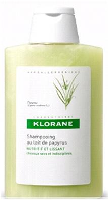Klorane Шампунь Cyperus с молочком Папируса разглаживающий, 200мл шампунь klorane с молочком папируса разглаживающий 200мл