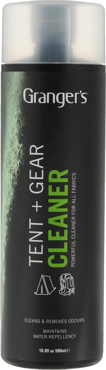 Средство для очистки внешних поверхностей Grangers Tent & Gear Cleaner, 500 мл nagara средство для очистки туалета 500 мл