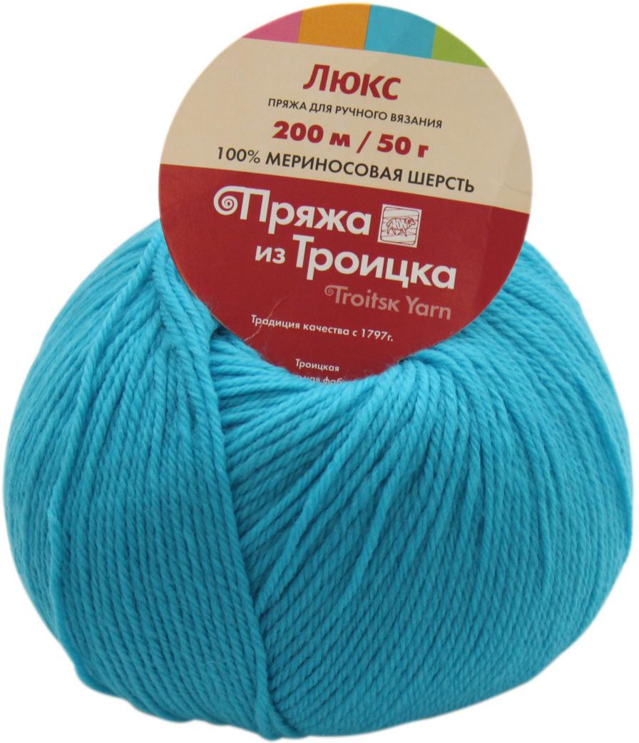 Пряжа для вязания Троицкая камвольная фабрика