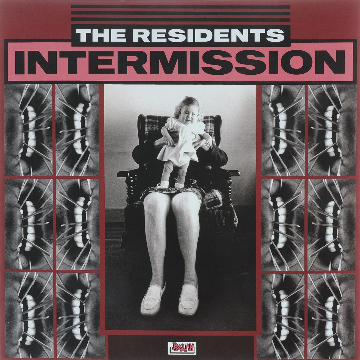 The Residents. Intermission (LP) the residents the residents the bunny boy