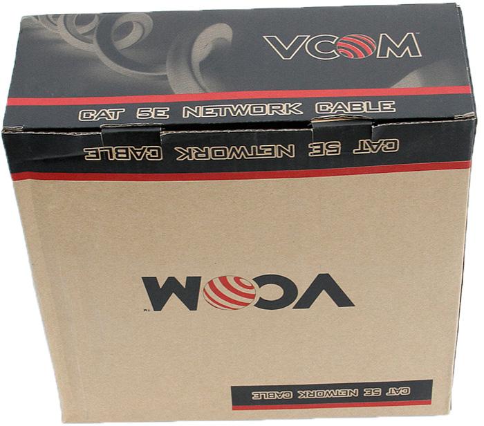 VCOM VNC1100 кабель CCA UTP 4 пары (305 м)