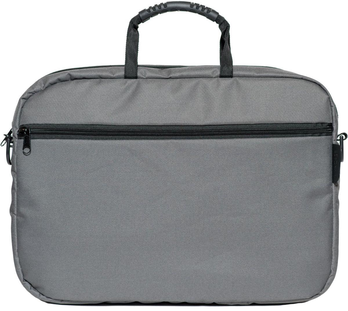 "Vivacase Business, Grey сумка для ноутбука 15,6"""