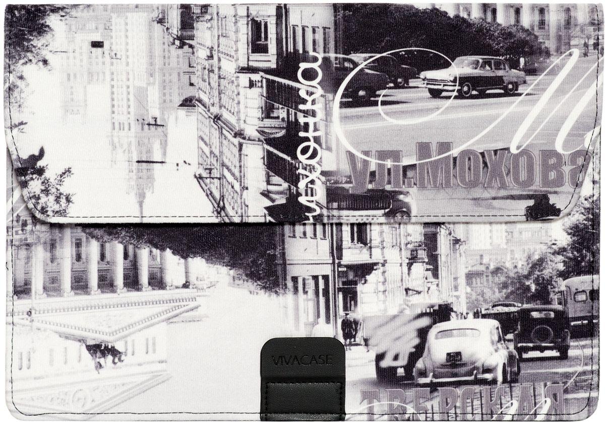 "Чехол Vivacase Moscow для Apple MacBook Air 12""-13,3"", VCN-FMC15-gpt, graphite"