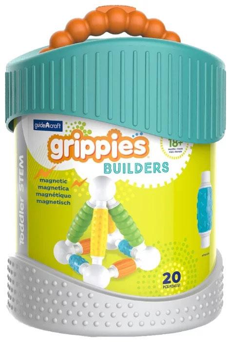 GuideCraft Магнитный конструктор Better Builders Grippies G8311 цены