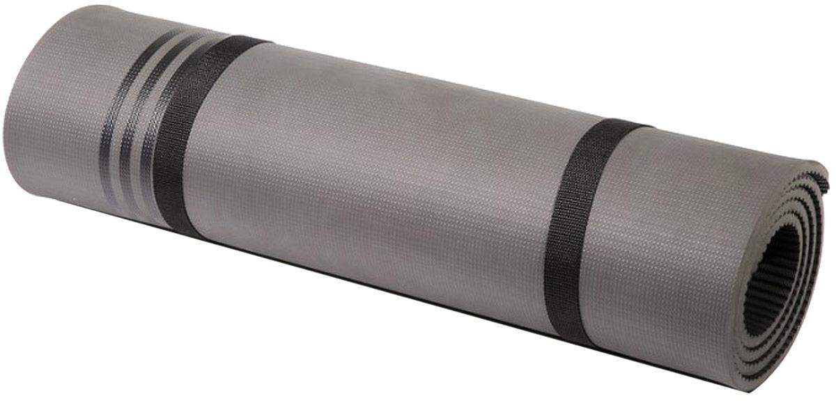 """Тренировочный коврик для фитнеса Adidas """"Elite"""", цвет: черный"""