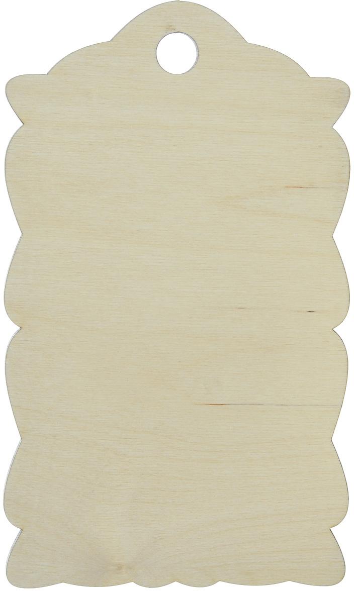 Деревянная заготовка Астра, 24,5 см х 14,5 см деревянная заготовка мини комод с 6 ящиками no name 146309