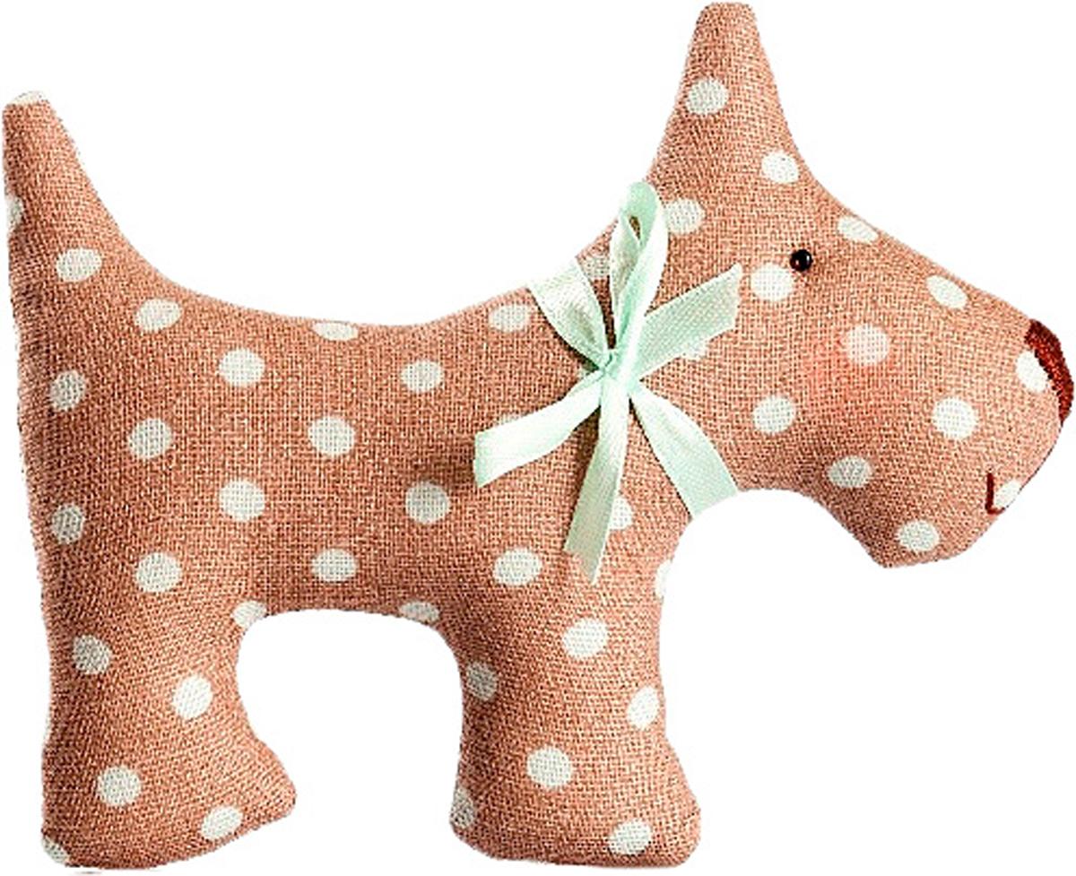 Набор для шитья игрушки Цветница Песик Дружок, 12 см toyzy набор для шитья игрушки за за зайцы