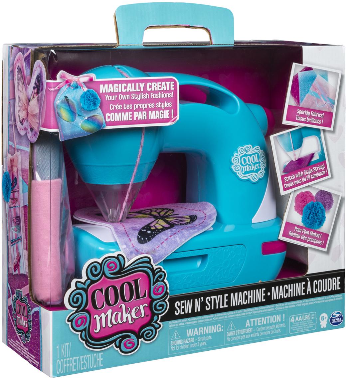 Sew Cool Игрушка Швейная машинка spin master швейная машинка sew cool