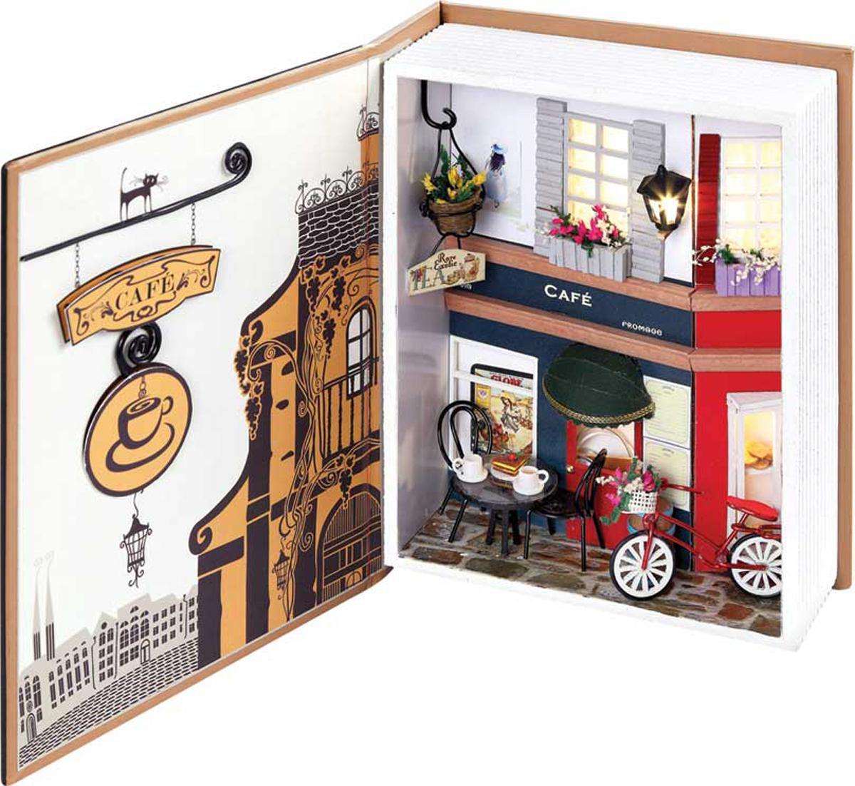Набор для изготовления игрушки Белоснежка Пражское кафе мебель бу для кафе