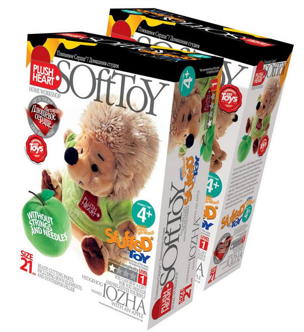 цена на Набор для создания мягкой игрушки