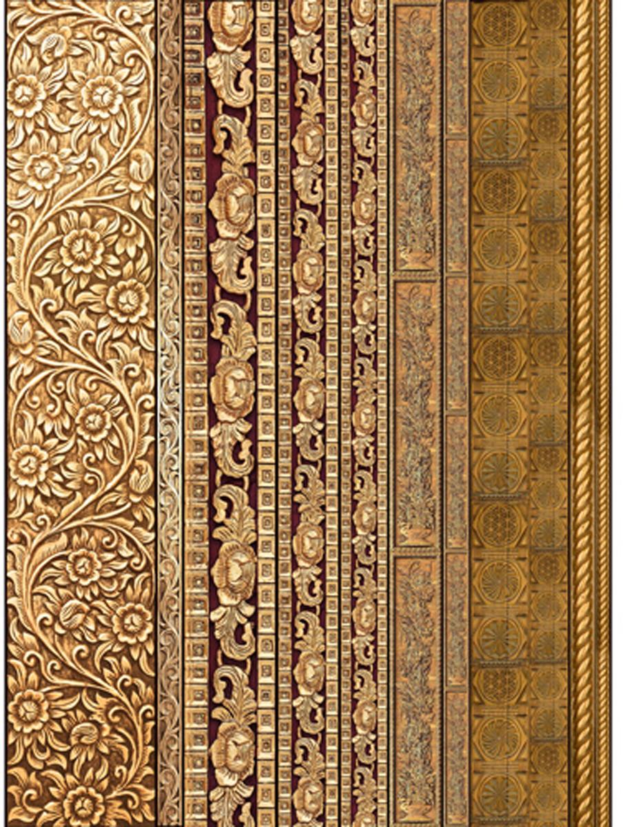 Рисовая бумага для декупажа Craft Premier Деревянная шкатулка, 28 см х 38 см рисовая бумага для декупажа craft premier шебби розы a3