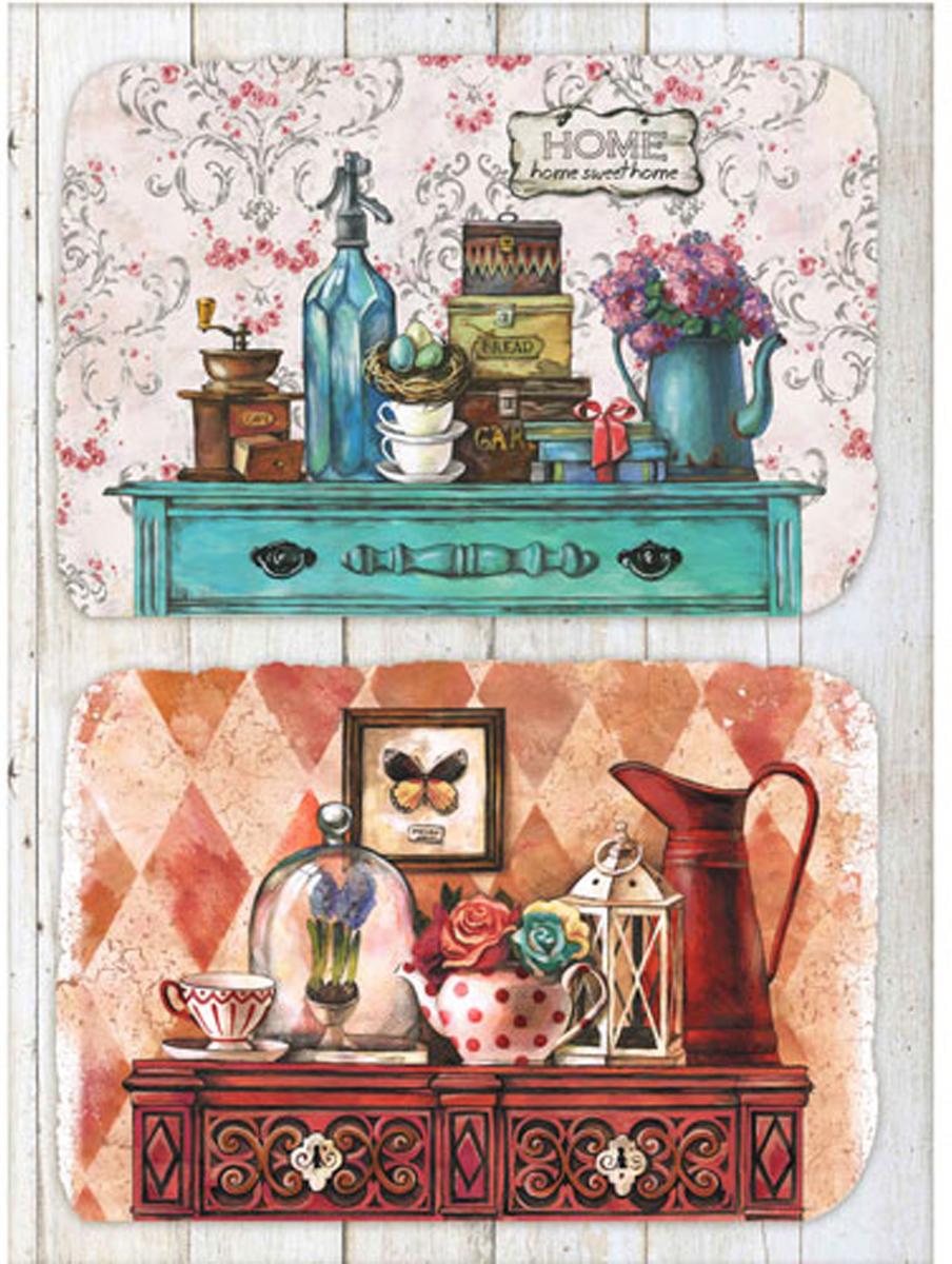 Рисовая бумага для декупажа Craft Premier Милый дом, 28 см х 38 см рисовая бумага для декупажа craft premier шебби розы a3