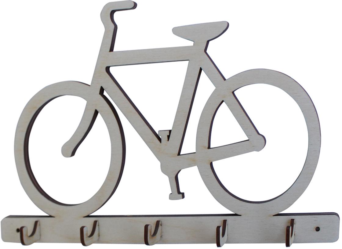 Заготовка деревянная АстраКлючница. Велосипед, 30 x 15 x 10 см486821Заготовка Астра, изготовленная из дерева, станет хорошей основой для вашего творчества. Заготовку можно украсить бисером, блестками, тесьмой, кружевом - возможности не ограничены. Творческий процесс развивает воображение, учит видеть сказку в обыденных вещах, ведь для нее всегда есть место в нашей жизни! Заготовка Астра станет идеальным украшением интерьера вашего дома и отличным подарком для вас и ваших близких.