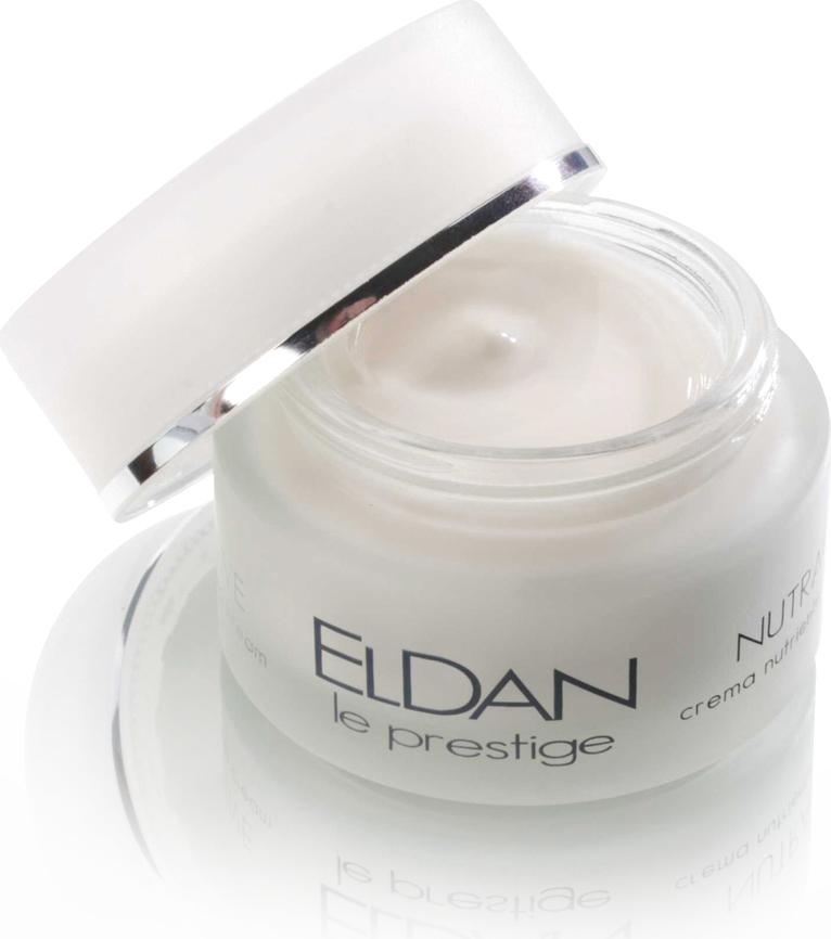 ELDAN cosmetics Питательный крем для лица с рисовыми протеинами Le Prestige, 50 мл eldan cosmetics крем гель для жирной кожи лица le prestige 50 мл
