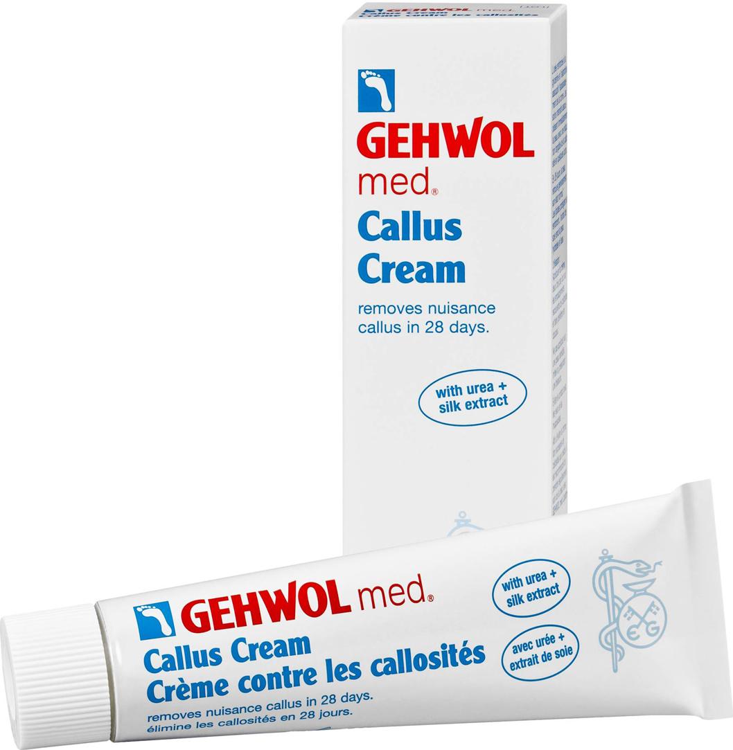 Gehwol Med Callus Cream - Крем для загрубевшей кожи, 75 мл цена