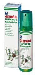 Gehwol Fusskraft Herbal Lotion - Травяной лосьон для ног 150 мл gehwol gehwol hl лосьон с керамидами fusskraft hydrolipid lotion 150 мл