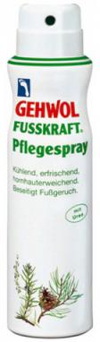 купить Gehwol Fusskraft Caring Foot Spray - Актив-спрей для ног 150 мл по цене 1467 рублей