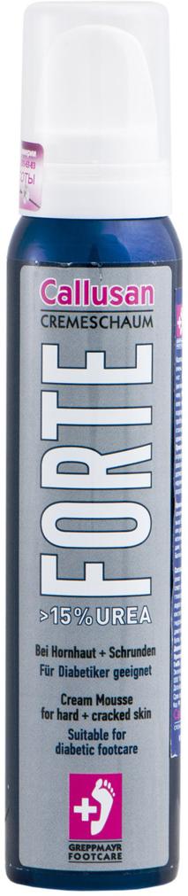 Gehwol Callusan Forte - Крем-пенка для ног Каллюзан Форте 125 мл недорого