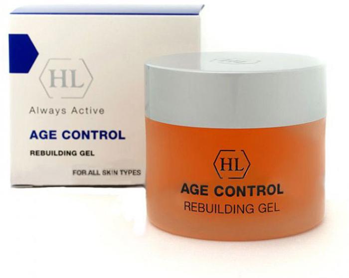 Holy Land Восстанавливающий гель Age Control Rebuilding Gel, 50 мл age control rebuilding gel