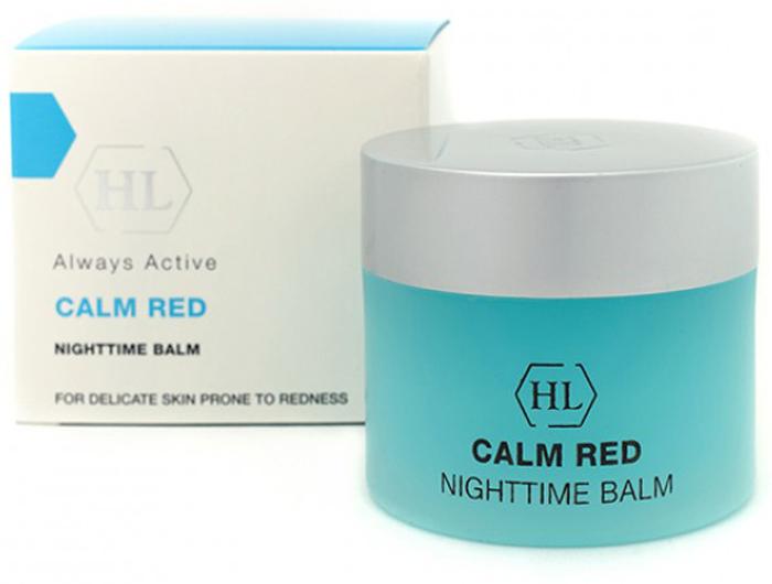 Holy LandУкрепляющий бальзам крем для лица Calm Red Nighttime Strengthening Balm, 50 мл Holy Land