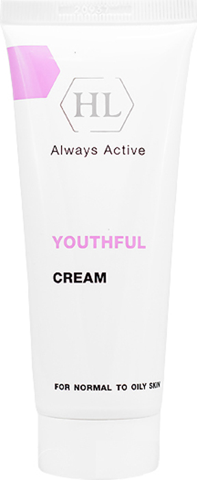 Holy LandКрем для жирной кожи Youthful Cream For Normal To Oily Skin, 70 мл Holy Land