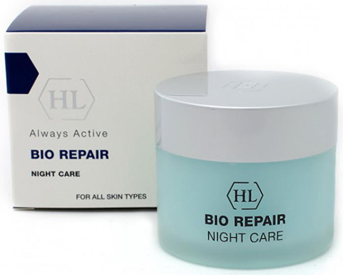 Holy Land Ночной крем Bio Repair Night Care 50 мл holy land крем ночной night care bio repair 50мл
